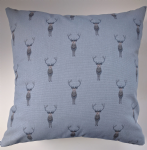 "Cushion Cover in Sophie Allport Highland Stag 14"" 16"" 18"" 20"""